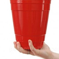 Gigantic Red Party Cup | Need These Things