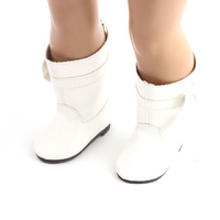 """Free shipping Hot 2016 new style popular """"18 inch heels 899 American girl doll shoes leathershoes b586"""