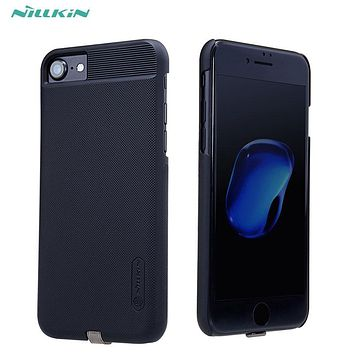 Nillkin Qi Standard Wireless Charger Receiver Case For Apple iPhone 7 Power Charging Mobile Phone Charger Cover For iPhone 7