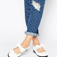 ASOS MOMENTARY Flat Shoes