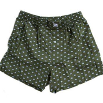 Southern Tide Skipjack Boxers for Men in Cypress 4100