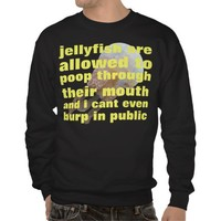 jelly pull over sweatshirt from Zazzle.com