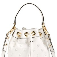 Milly Small Leather Bucket Bag   Nordstrom