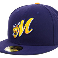 Montgomery Biscuits MiLB 59FIFTY Cap