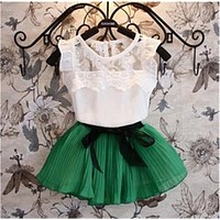 Little Baby Girl Chiffon Dress Kids Clothes Girl Princess Dress Children Clothing Party Dresses For Girls Wear