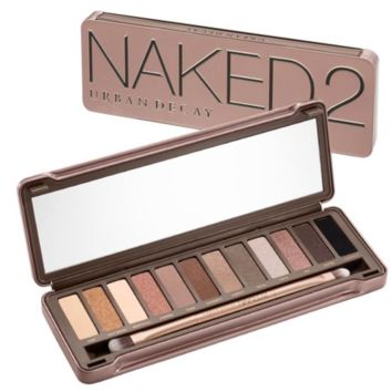Newest Naked 2 Makeup Palette 12 Colors Eyeshadow With Brush