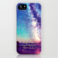 Wild & Free - for iphone iPhone & iPod Case by Simone Morana Cyla