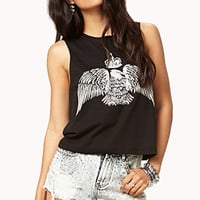Regal Eagle Muscle Tee | FOREVER 21 - 2079933674