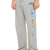 Disney Up Adventure Is Out There Guys Pajama Pants