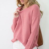 KNOWN BETTER KNIT (PINK)