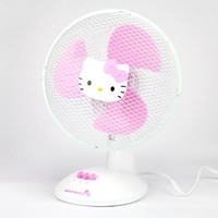 Hello Kitty Table Fan: Face