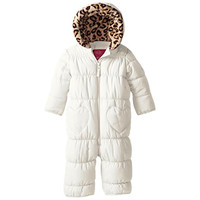 Weatherproof Footed Hooded One-Piece