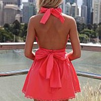 LIZZY TAYLOR DRESS , DRESSES, TOPS, BOTTOMS, JACKETS & JUMPERS, ACCESSORIES, SALE, PRE ORDER, NEW ARRIVALS, PLAYSUIT, COLOUR, GIFT VOUCHER,,Pink,LACE,BACKLESS,SLEEVELESS Australia, Queensland, Brisbane
