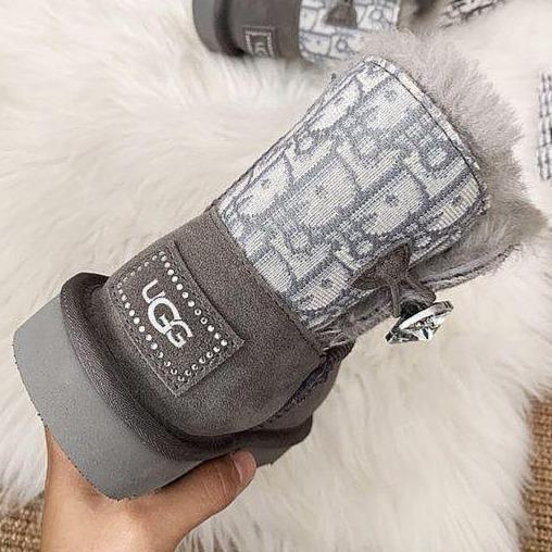 Image of UGG Co Branded Short Boots Shoes