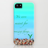 For Meaghan iPhone & iPod Case by Jaclyn Celeste