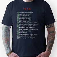 Busy 'To Do' List Unisex T-Shirt