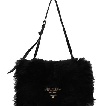 Shoulder bags Prada Women - Fur (1BD081)