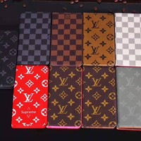 Louis vuitton sells printed monochrome Iphone belts fashion casual case for men and women