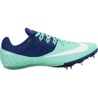 Nike Women's Zoom Rival S 8 Track and Field Shoes - Blue/Turquoise | DICK'S Sporting Goods