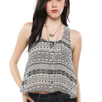 Papaya Clothing Online :: BOHEMIAN CHIFFON TOP