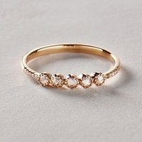 Rosecut Diamond Ring in 14k Gold by Liven Co.
