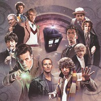 Doctor Who The Doctors 1963-2012 Poster 24x36