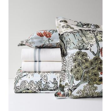 Asian Scenic Bedding by Legacy Home