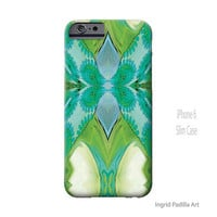 Wings, boho, blues, iPhone 6 Case, iPhone 6 plus case, artsy, funky, art, abstract, iPhone Cases, iPhone 5S case, Note 4 case