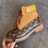 Timberland for men and women shoes waterproof Martin boots