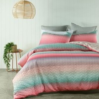 Kim Lightly Quilted Quilt Cover Set by Phase 2