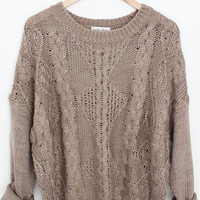 Rebekah Knit Sweater