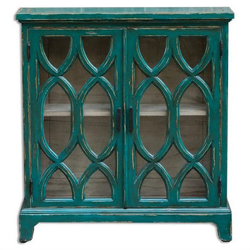 Uttermost Theona Console Cabinet - Uttermost 25648