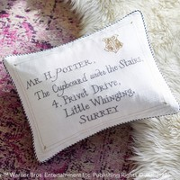 HARRY POTTER™ Letter Sham