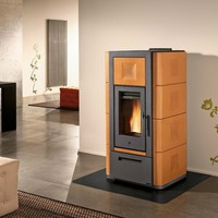 Pellet Heating stove P965 M THERMO Heating stoves Collection by Piazzetta