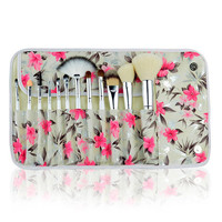 Wool Makeup Brush Sets