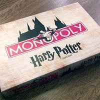 Design in Tech Ed: Harry Potter Monopoly