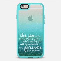 The sea iPhone 6s case by Noonday Design | Casetify