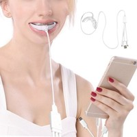 New Smart Phone Power LED Teeth Whitening Device