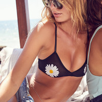 Out From Under Sofia Applique Bra | Urban Outfitters