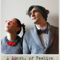 St. Valentine's Special Pick TWO: Peter Pan Collar and Bow Tie