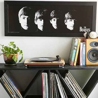 Meet The Beatles Framed Wall Art