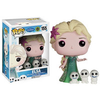Disney Frozen Fever Pop! Vinyl Figure Elsa : Forbidden Planet