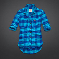 Tecolote Canyon Flannel Shirt