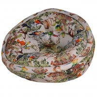 NEW! Exotic Jungle Slouch Seat