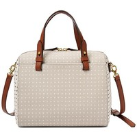 Fossil Rachel Small Satchel Handbags & Accessories - Macy's