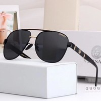 Eudoragift Versace Woman Men Fashion Summer Sun Shades Eyeglasses Glasses Sunglasses 025
