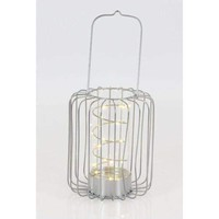 Engaging Metal Led Lantern