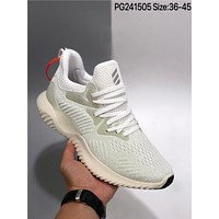 Adidas AlphaBounce HPC AMS 3M Cheap Fashion Men's and women's adidas sport shoes