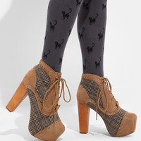 Jeffrey Campbell Collegiate Plaid Lita