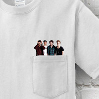 5SOS Pocket T-Shirt